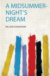 [해외]A Midsummer-Night's Dream (Paperback)