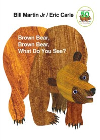 Brown Bear Brown Bear What Do You See(Board Book)