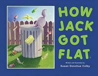 [해외]How Jack Got Flat (Paperback)