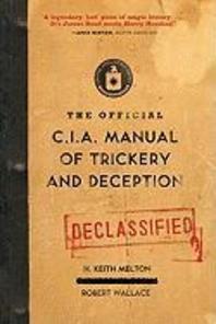 [해외]The Official CIA Manual of Trickery and Deception
