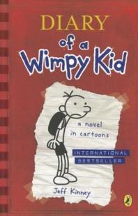 Diary of a Wimpy Kid #1 (영국판)