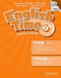 English Time. 5(Teacher s Book)(CD1장포함)