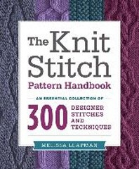 [해외]The Knit Stitch Pattern Handbook
