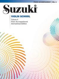 [해외]Suzuki Violin School, Vol 6 (Paperback)