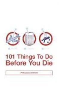 [해외]101 Things to Do Before You Die