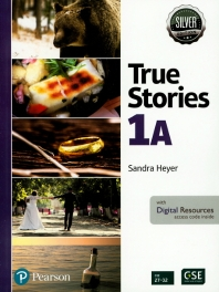 Easy True Stories Student Book with Essential Online Resources Level 1a, Silver Edition