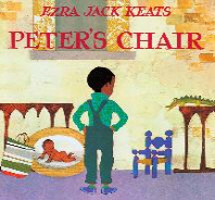 [해외]Peter's Chair (Board Books)