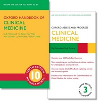 [해외]Oxford Handbook of Clinical Medicine 10e and Oxford Assess and Progress