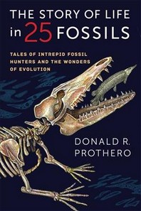 [해외]The Story of Life in 25 Fossils (Hardcover)