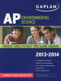 Kaplan AP : Environmental Science 2013-2014