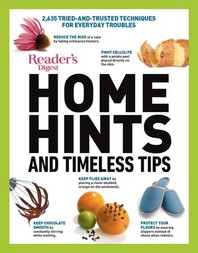 [해외]Reader's Digest Home Hints & Timeless Tips