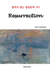 Resurrection (영어로 읽는 세계문학 197)