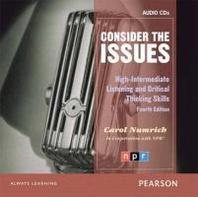 Consider the Issues (High Intermediate):  CD(2)