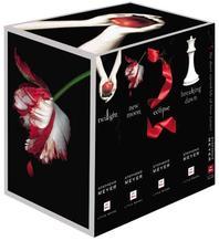 Twilight Saga Comp Coll 5/V