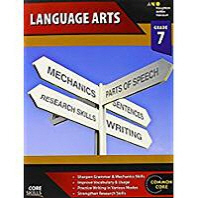 [해외]Core Skills Language Arts Workbook Grade 7
