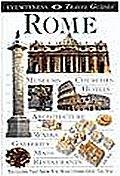 Eyewitnes Travel Gudies : Rome