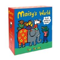 Maisy's World 조작북 & 스티커북 Boxed Set (전8권)(영국판)