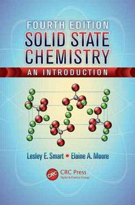 Solid State Chemistry (Paperback)