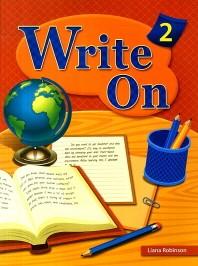 Write On. 2(SB)
