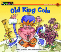 Old King Cole Leveled Text