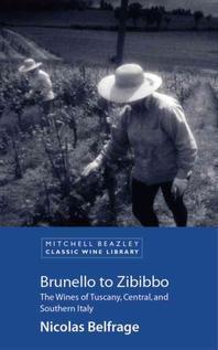 Brunello to Zubibbo  / 상현서림 ☞ 서고위치:MS 3  *[구매하시면 품절로 표기됩니다]