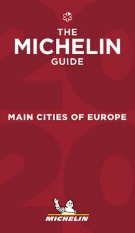 [해외]Michelin Guide Main Cities of Europe 2020
