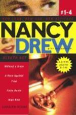 Nancy Drew Girl Detective Books 1~4