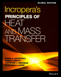 [보유]Incropera's Principles of Heat and Mass Transfer
