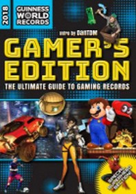 [해외]Guinness World Records 2018 Gamer's Edition (Hardcover)