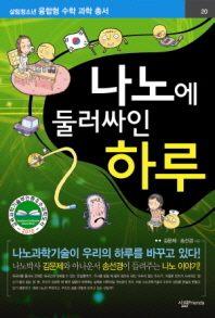 나노에 둘러싸인 하루(살림청소년 융합형 수학과학총서 시리즈)