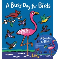 A Busy Day for Birds (원서 & CD)