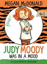 [해외]Judy Moody Was in a Mood (Prebound)