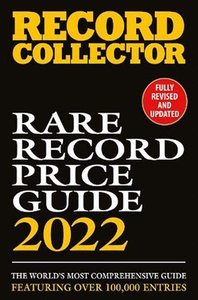 [해외]Rare Record Price Guide 2022