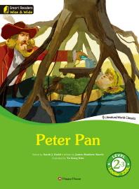 Peter Pan(CD1장포함)(Smart Readers Wise & Wide Level 2-3)