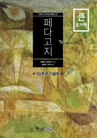 페다고지(큰글자책)(크리티컬 컬렉션 5)
