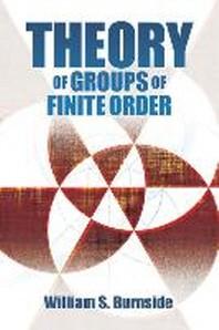 [해외]Theory of Groups of Finite Order