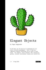 [해외]Elegant Objects (Paperback)