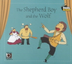 THE SHEPHERD BOY AND THE WOLF(READY ACTION. LEVEL 1 (CD))