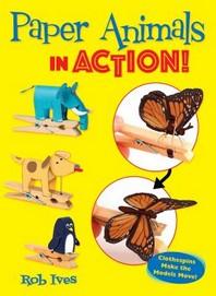[해외]Paper Animals in Action!