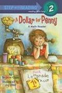 [해외]A Dollar for Penny (Prebound)