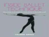 [해외]Inside Ballet Technique