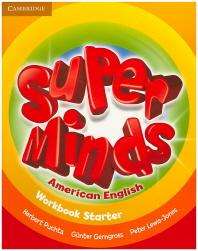 Super Minds American English Workbook Starter