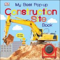 [해외]My Best Pop-Up Construction Site Book