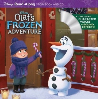 Olaf's Frozen Adventure [With Audio CD]