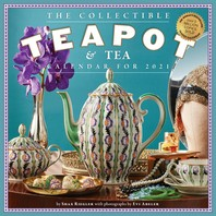 [해외]Collectible Teapot & Tea Wall Calendar 2021