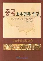 중국 소수민족 연구: 소수민족으로 분석하는 중국