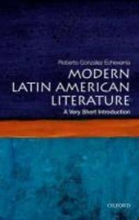 Modern Latin American Literature (Very Short Introductions)  (정)/새책수준 / ☞ 서고위치:Oi-5  *[구매하시면 품절로 표기 됩니다]