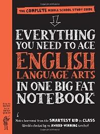 [해외]Everything You Need to Ace English Language Arts in One Big Fat Notebook