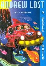 UNDER WATER(CD1장포함)(ANDREW LOST 5)