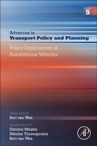 [해외]Policy Implications of Autonomous Vehicles, Volume 5